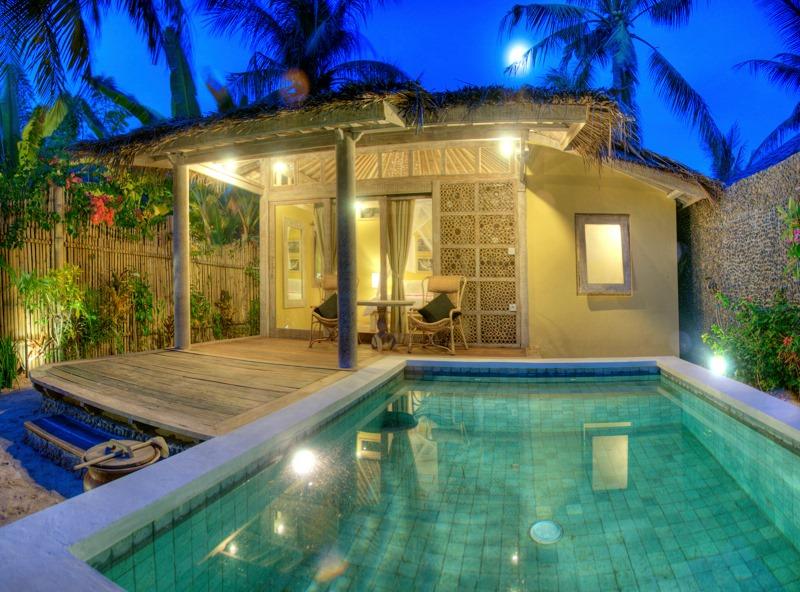 Villa 1 chambre – Gili Trawangan