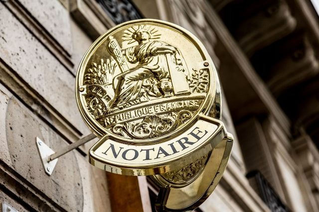 Barème des frais de notaire pour les garages et parking en 2019