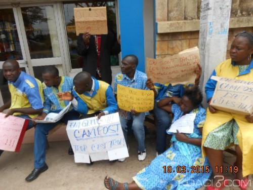 Grève illimitée à la Cameroon Postal Services