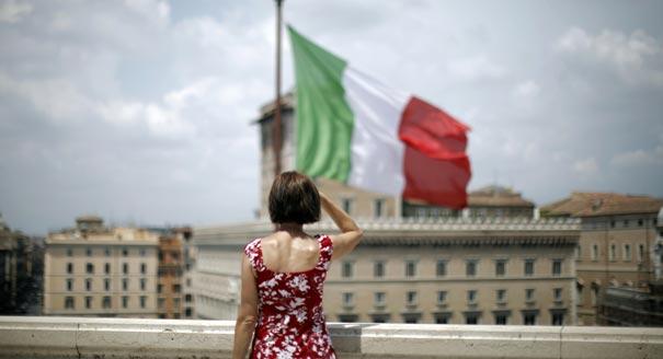 Italia, le cifre della crisi in corso