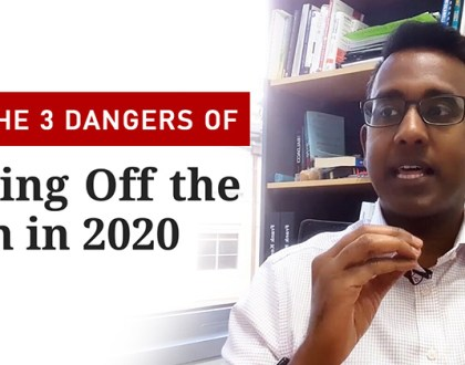 3 Dangers of Buying Off the Plan in 2020