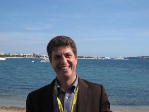 Lee in Cannes, France for MIPIM