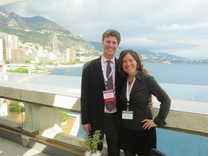 Lisa and Lee present at the Alternate Investment Summit in Monte Carlo,Monaco