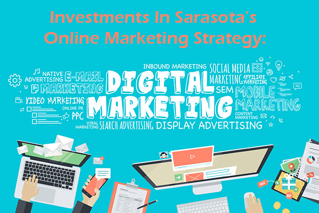 Investments in Sarasota's real estate online marketing