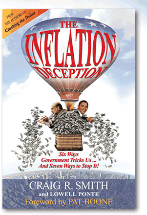 Inflation Deception book