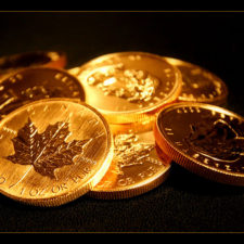 Gold Coins and Gold Futures
