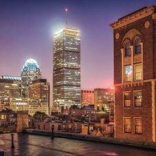 Boston Roof Top - Real Estate Investment Trust