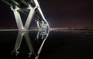 Night View, Amsa Bridge, Seoul - Foreigners Invest