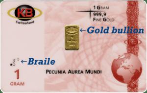 KB Goldcard