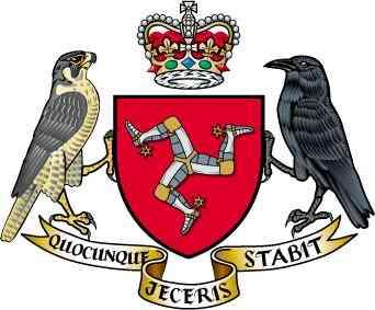 Isle of Man crest