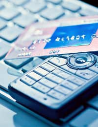 mobile phone offshore banking