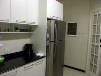 Cabo Frio house kitchen