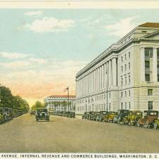 Internal Revenue and Commerce Building, Washington DC - 402(b) Foreign Retirement Plan