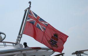 Cayman Islands ensign - FATCA article