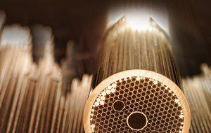 Hollow-core photonic bandgap fiber for online merchants