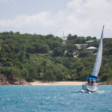 Antigua Sail Boat