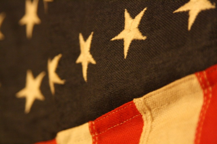 Personal pension from old glory