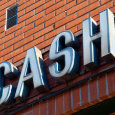 hoard cash