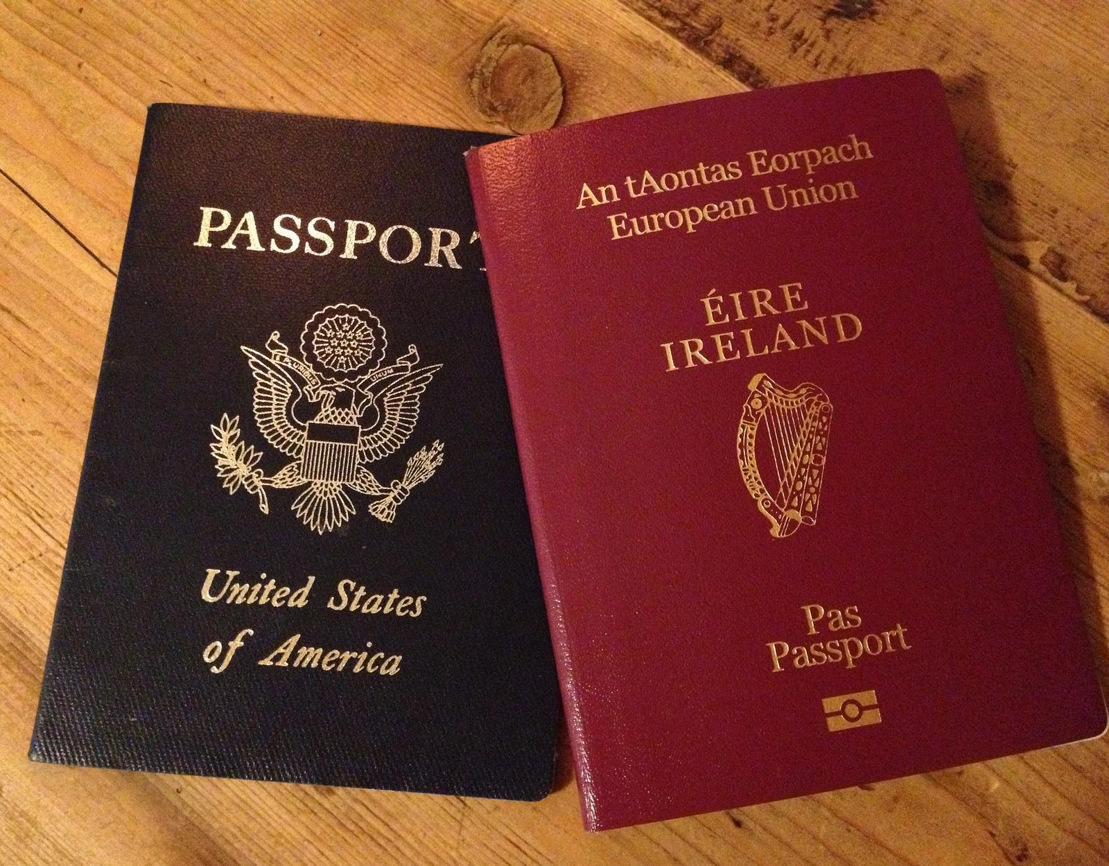 High net worth dual citizen