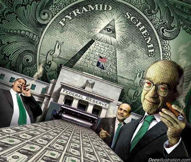 New World Order and the Federal Reserve: The Biggest Scam In History