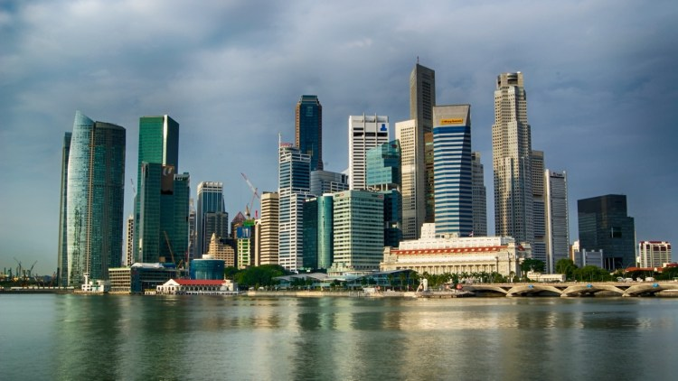 Singapore wealth industry