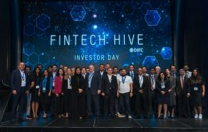 FinTech Hive at DIFC celebrated during Investor Day