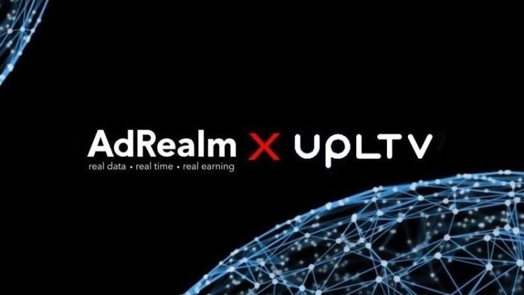 Blockchain-Powered Global Digital Advertising Platform - AdRealm