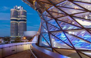 Munich, Bmw Welt, Architecture, Bmw World Fund