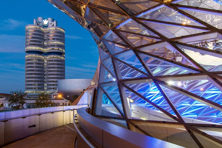 Munich, Bmw Welt, Architecture, Bmw World Fund