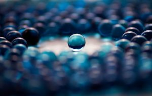 blue-abstract-glass-balls