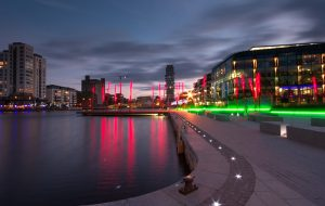 Grand Canal Docks in Dublin - Irish Investment