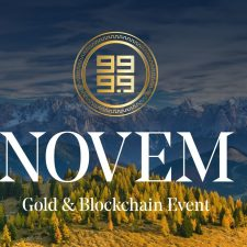 Novem May 10th Gold & Blockchain Event