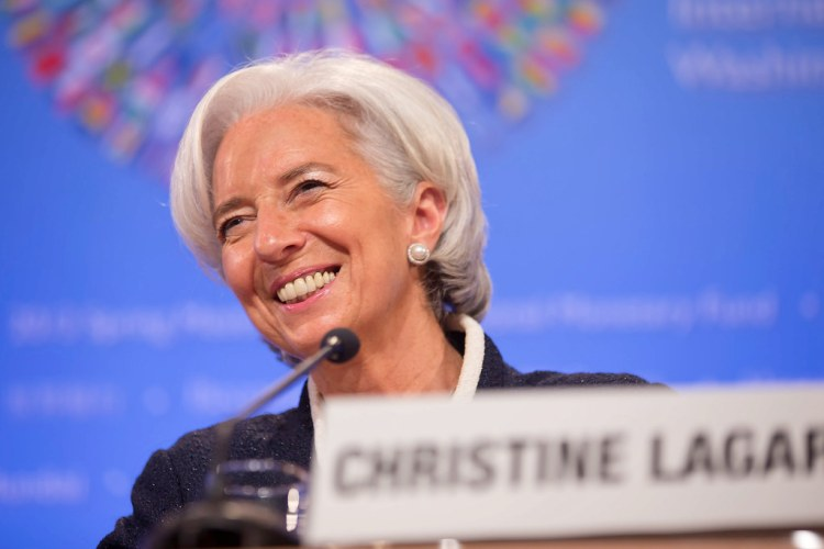 Christine Lagarde - Our Future in the Digital Age