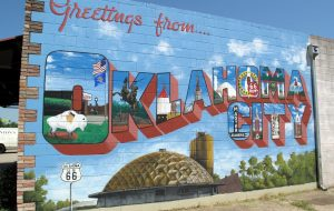 Oklahoma City: Postcard perfect for Registered Investment Advisers