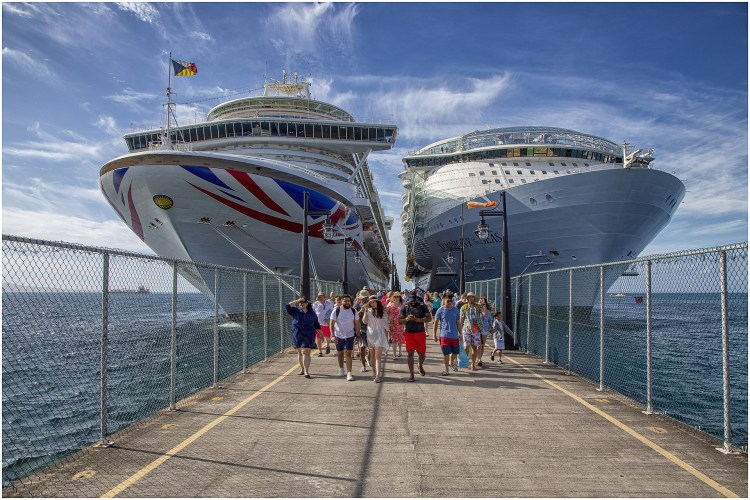 Citizenship by Investment Funded Second Cruise Pier at Port Zante