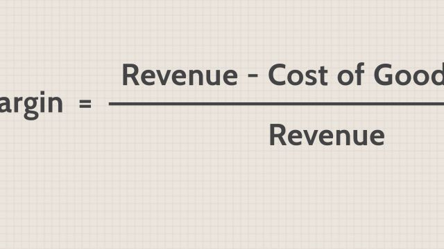 What Costs Are Not Counted in Gross Profit Margin?
