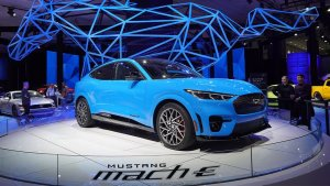 Ford Stock falls in the middle of the Nio partnership, while Chinese auto-giant Geely Eyes EV is not working