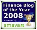 Investors Inside ist der Finance Blog of the Year 2008