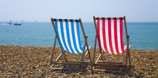 Retail sales boosted by sunshine and world cup