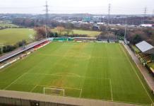 Football stadium for sale for £2.9 million