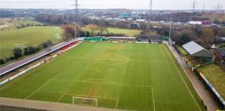 Football stadium for sale for £2.9 million
