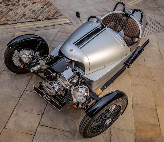 The latest Morgan 3 Wheeler