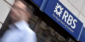 RBS profits rise to £1.62 billion