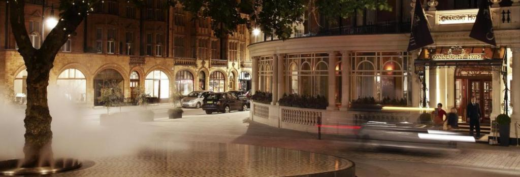 Top ten luxury London hotels