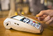 691 million contactless card transactions in the UK in December 2018
