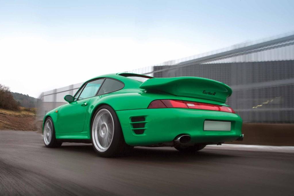 1996 Porsche RUF Turbo R
