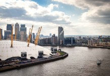 Docklands most searched for London rental spot on Zoopla