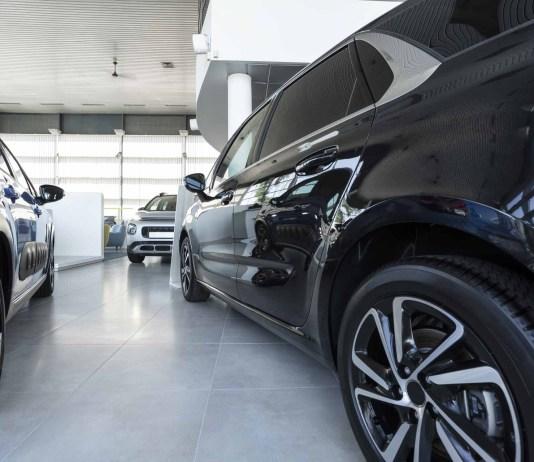 UK new car sales