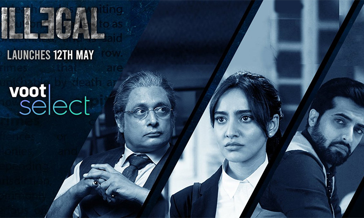 Voot Select web series Illegal review