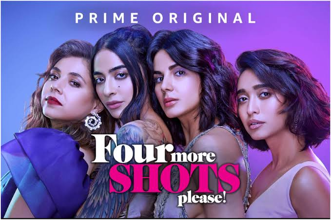four more shots please season 3 Date